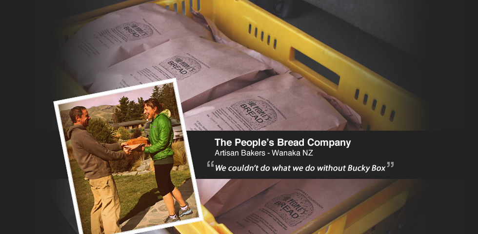 Bucky Box software helps Artisan Bakers, The Peoples Bread Company